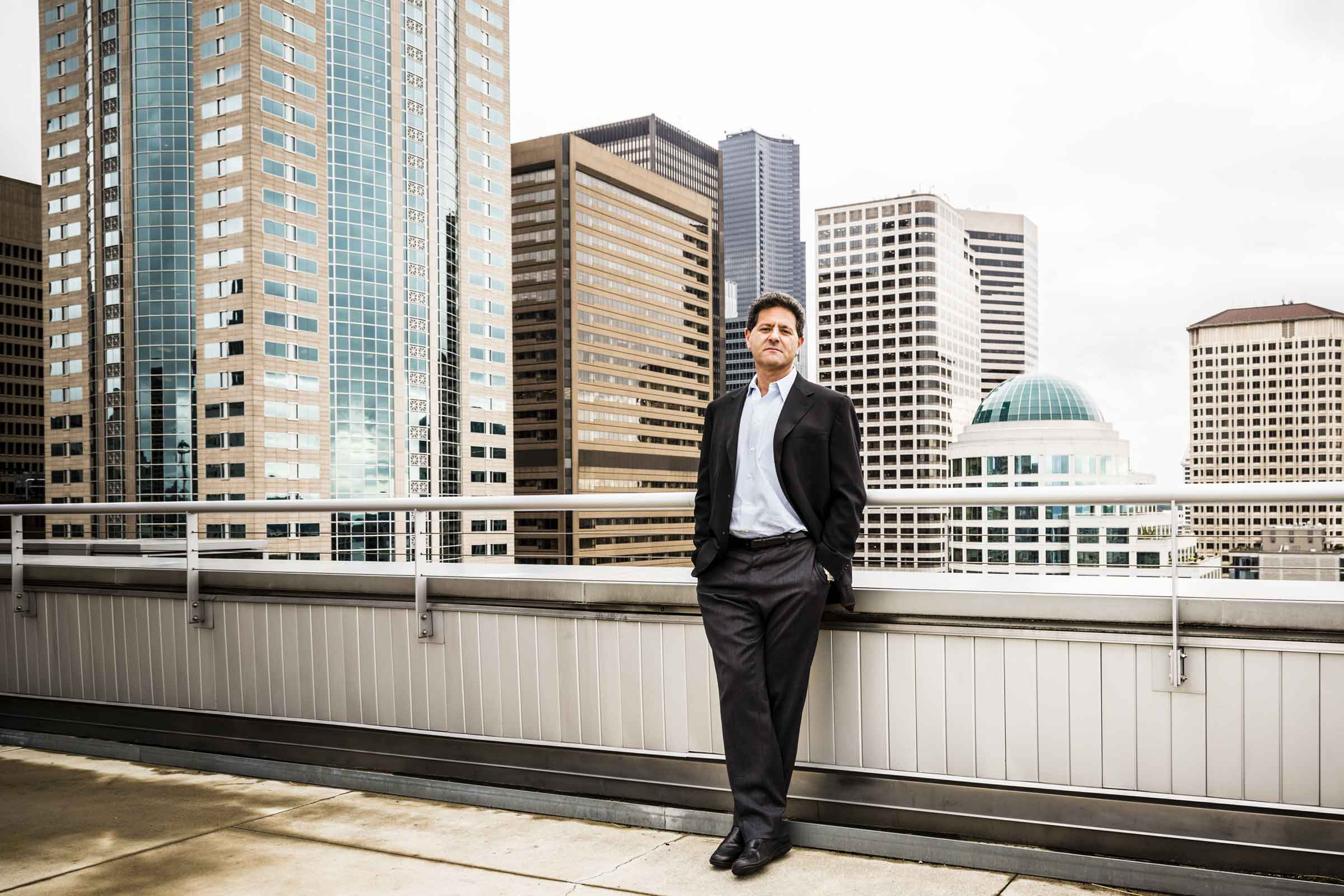 Nick Hanauer, Partner, Second Avenue Partners. Photographed in Seattle by Brian Smale for Der Spiegel Magazine.