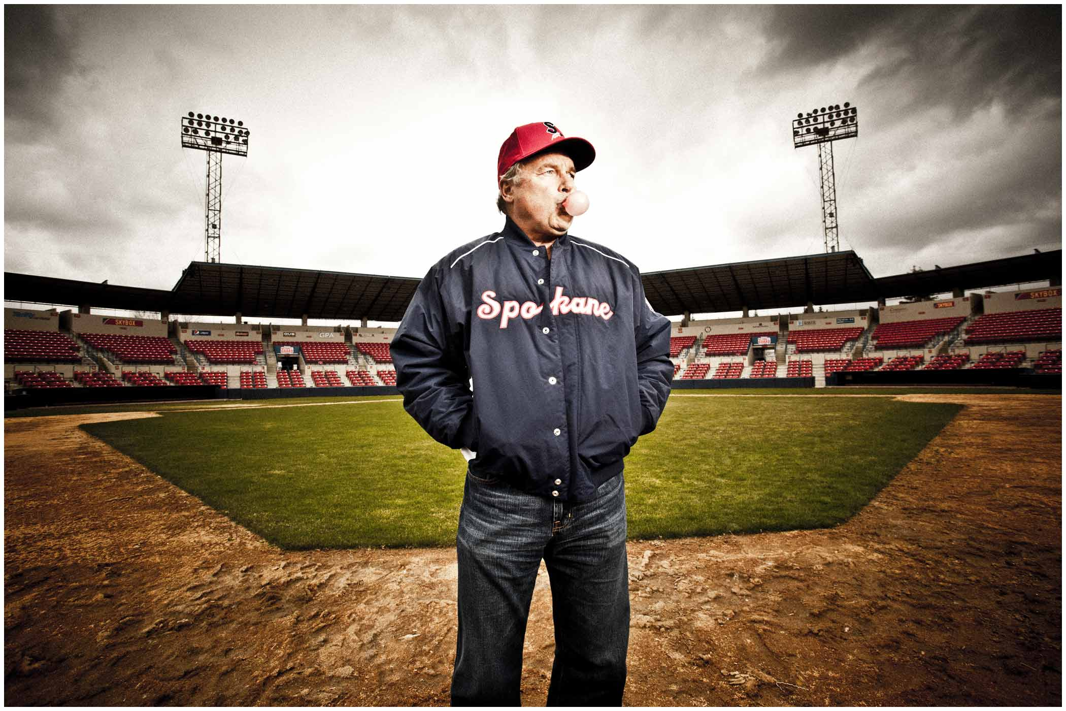 Bobby Brett - Owner of the Spokane Indians